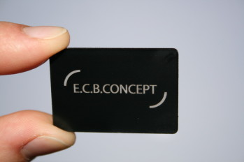 gravure laser, ECB Concept